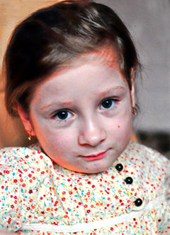 Nastya Kosterina, 12 years old, 4th degree scoliokyphosis and osteogenesis imperfecta, She needs spinal surgery at the Children's Hospital of Philadelphia, USA, <nobr>348,797.00 USD</nobr>